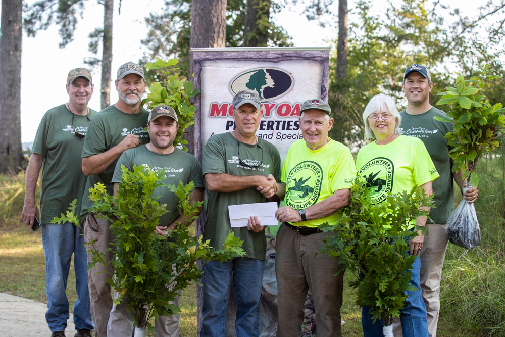 Mossy Oak Properties - Day of Conservation