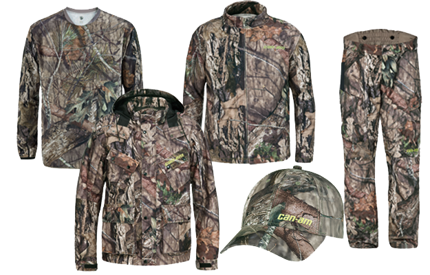 b88170ee7a5e1 Can-Am Hunting Apparel and Accessories in Mossy Oak | Mossy Oak