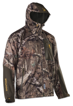 4478a41fca712 Browning has taken technical outerwear to the next level in design,  features and performance with the new XM Elite line of hunting clothing.