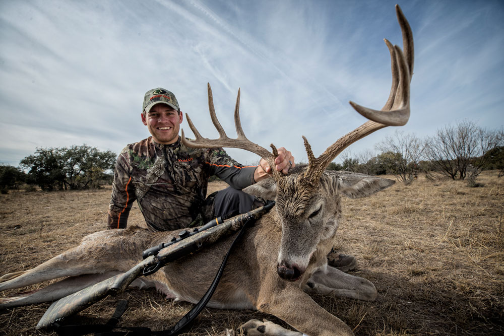 Jake Meyer Texas Buck