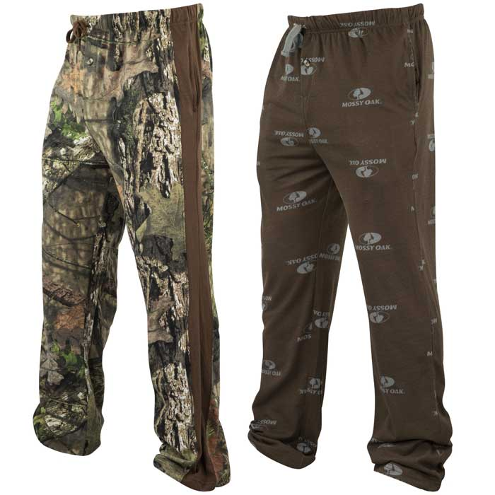 mossy oak lounge pants 2 pack