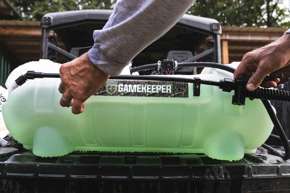 GameKeeper sprayer