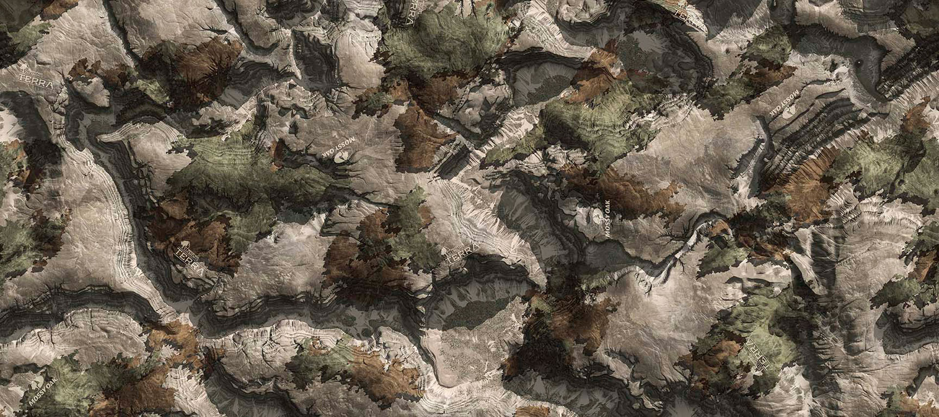Mossy Oak Elements Terra pattern