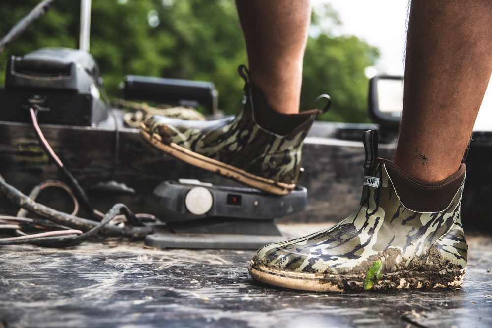 XTRATUF Bottomland Ankle Deck Boot