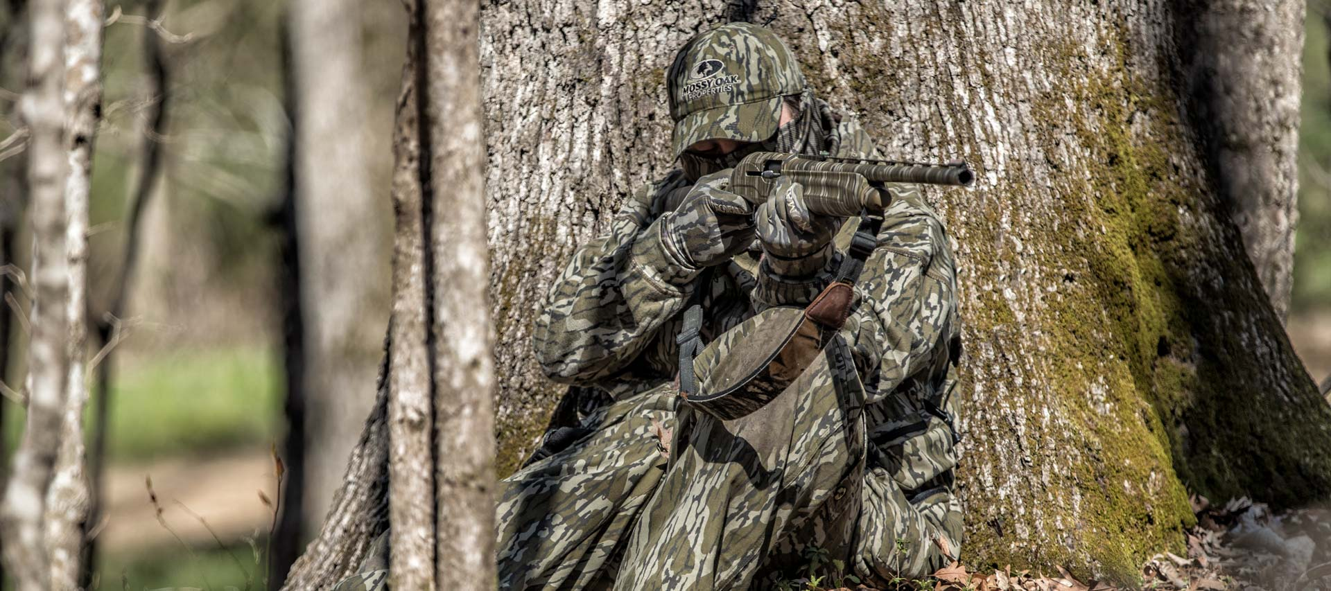 Mossy Oak Bottomland Lifestyle Photo