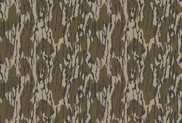 photo relating to Printable Camo Stencils titled Our Camo Types Mossy Oak