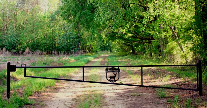 GameKeepers Property Gate