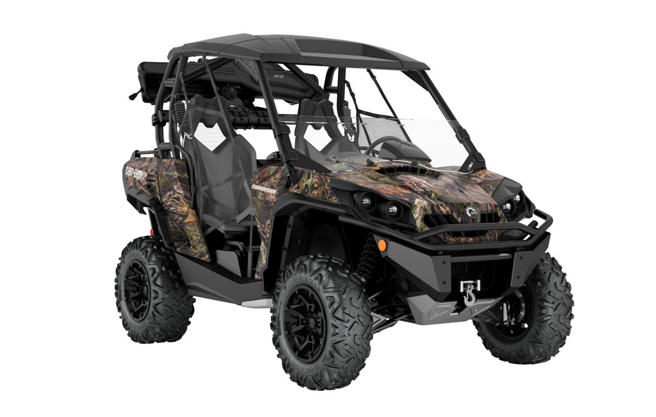 Can-Am Mossy Oak Hunting Edition