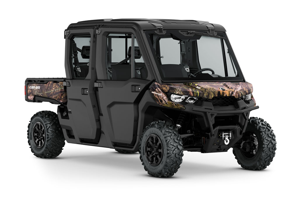 2019 Can-Am Defender Mossy Oak