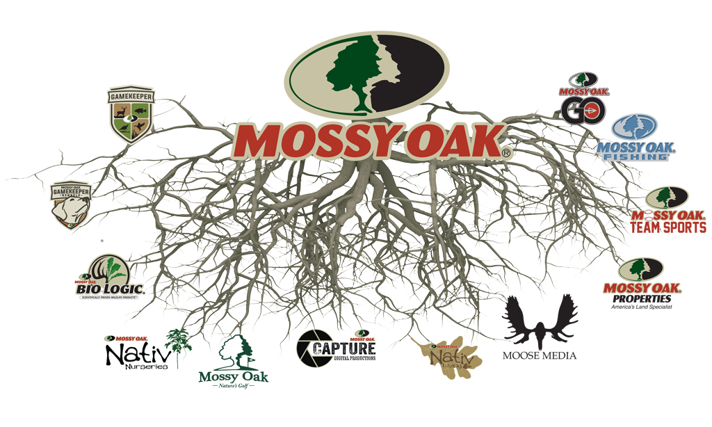 Mossy Oak roots run deep