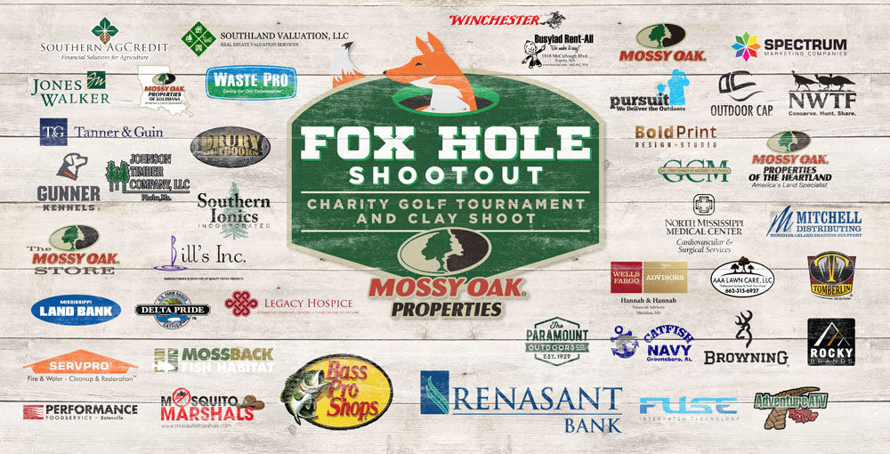 Fox Hole Shootout sponsors