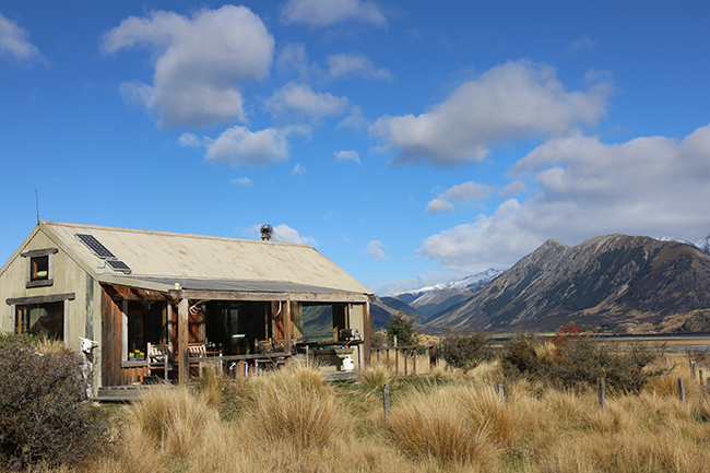 Mountain Retreat New Zealand