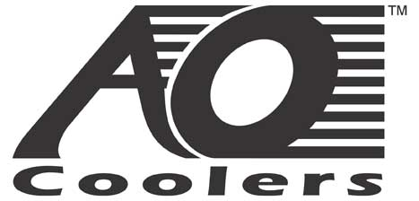 AO coolers logo