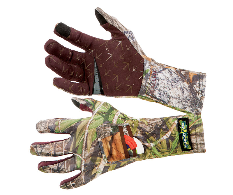 Allen Company gloves