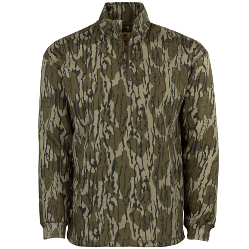 Bottomland quarter zip