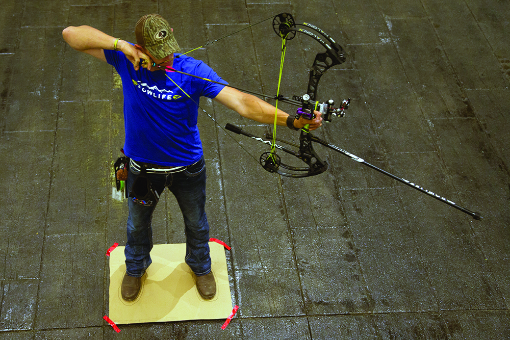 Best Bow Stance How to Stand When Shooting a Bow