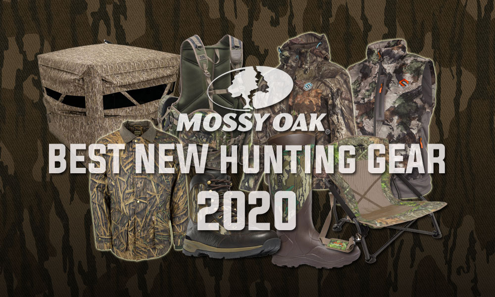 Mossy Oak's Best New Hunting Gear 2020