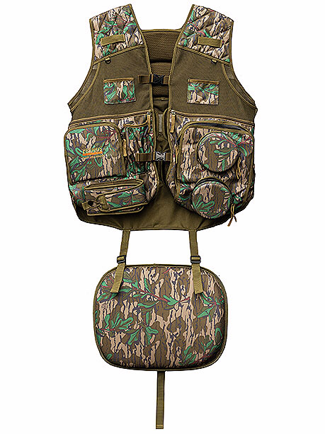 Primos Turkey Vest Green Leaf