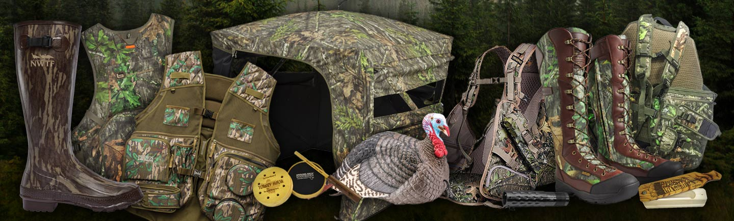 fbbc95774aaab Best New Turkey Hunting Gear 2018 | Mossy Oak