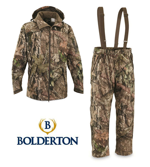 Bolderton Gear from Sportsman's Guide