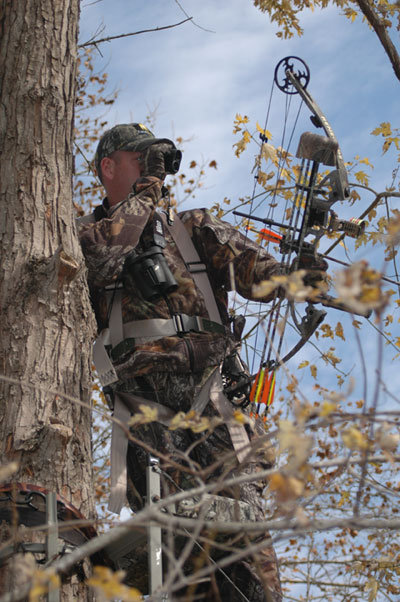 bowhunting with rangefinder