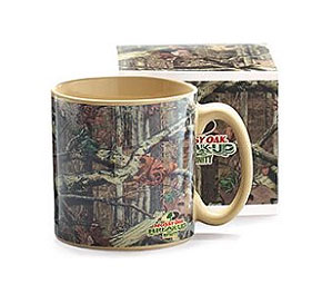 Mossy Oak coffee mug set