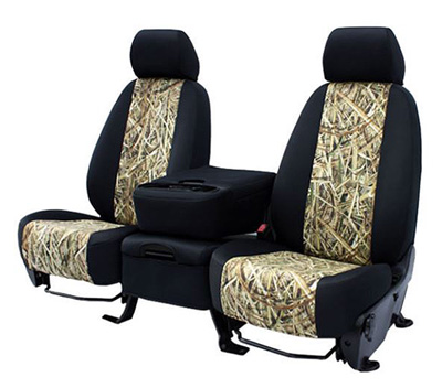 CalTrend seat covers Mossy Oak