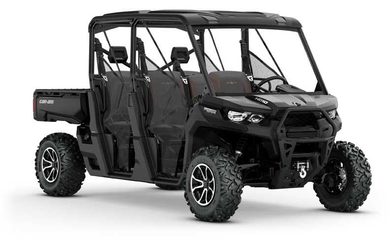 Can-Am Defender Lone Star edition