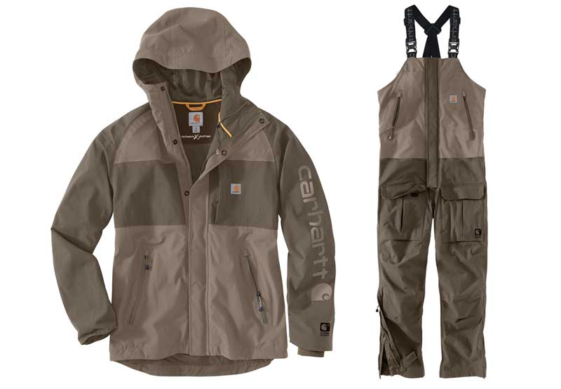 Carhartt Angler jacket and big