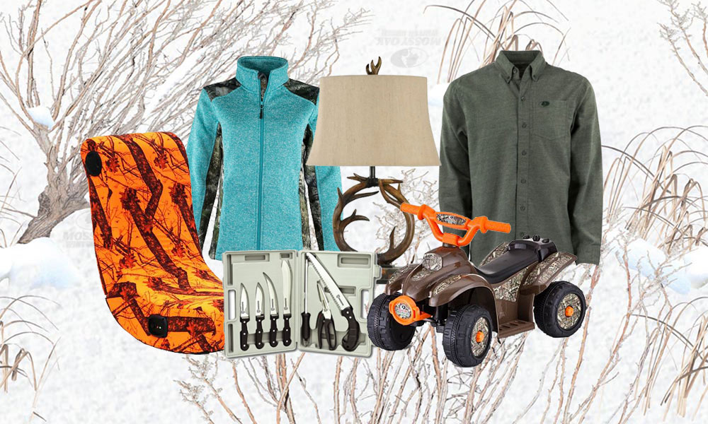 Mossy Oak Christmas Gift Ideas 2018