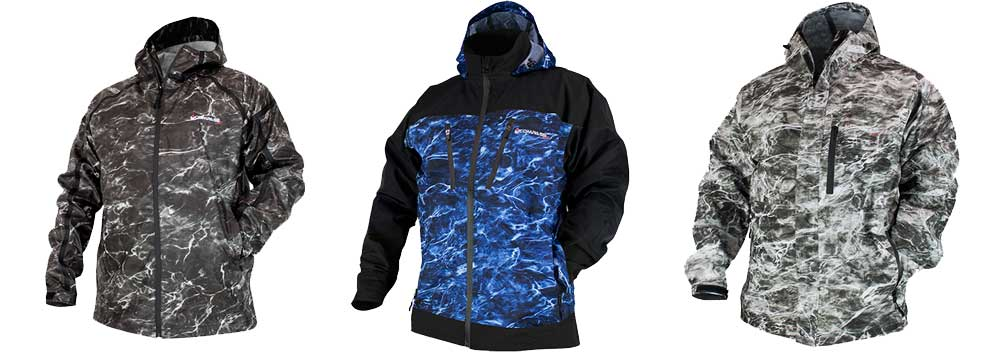 Compass 360 Mossy Oak Elements outerwear