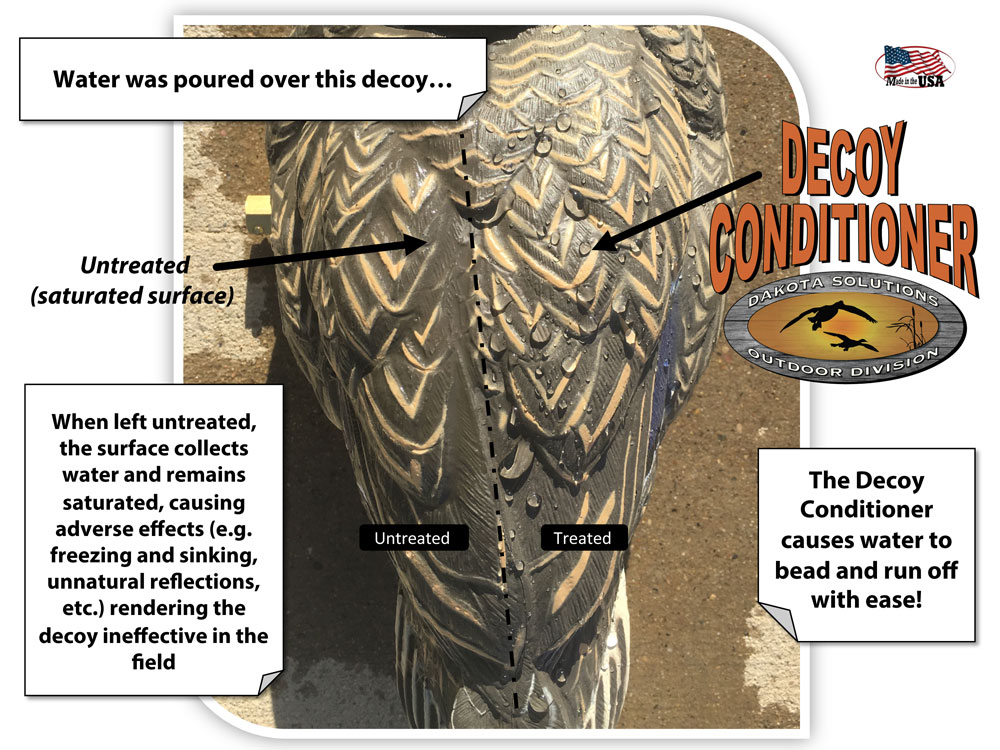 how decoy conditioner works
