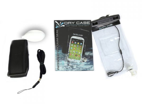 waterproof phone case from DryCASE
