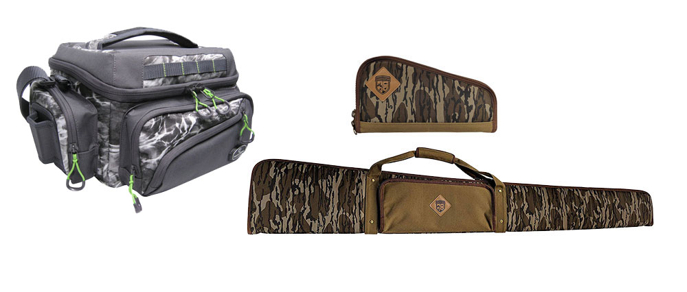 Evolution Outdoor Designs bags and cases