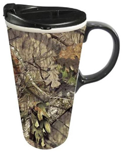 Mossy Oak Evergreen mug BUC