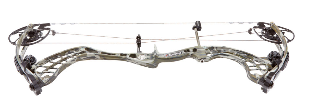 Obsession Evolution bow in Bottomland