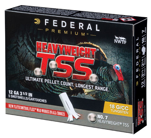 Federal Premium turkey shot TSS