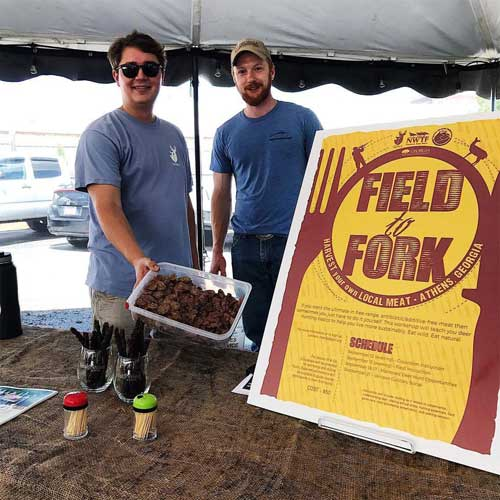 Field to Fork farmer's market jerky