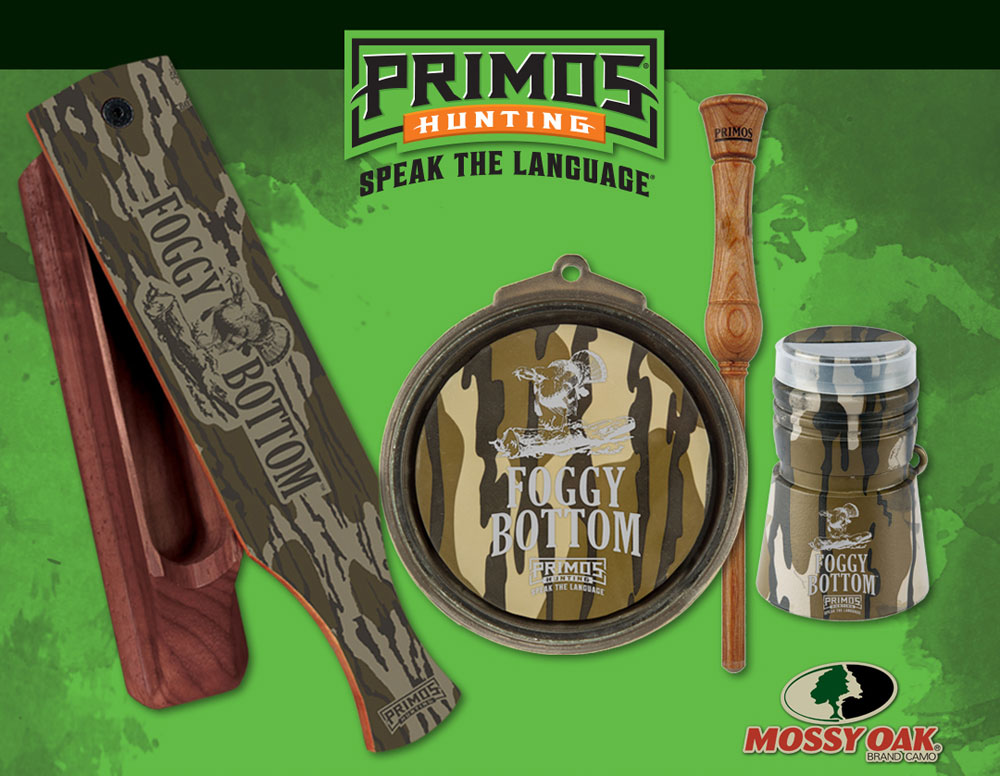 Primos Foggy Bottom turkey calls
