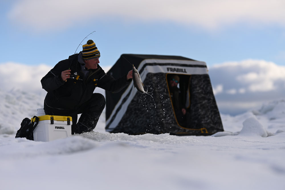 Frabill Ice Fishing Shelter