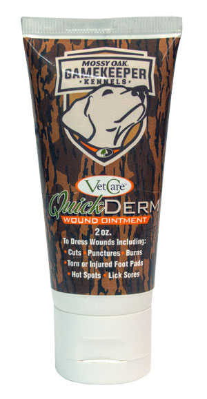 GameKeeper Kennels QuickDerm ointment