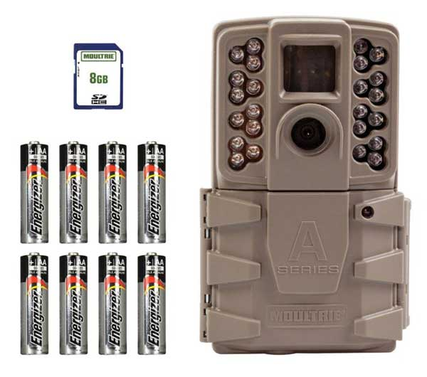 Moultrie game camera kit