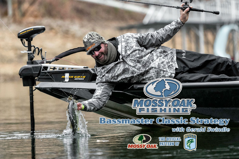 Gerald Swindle Bassmaster Classic Strategy
