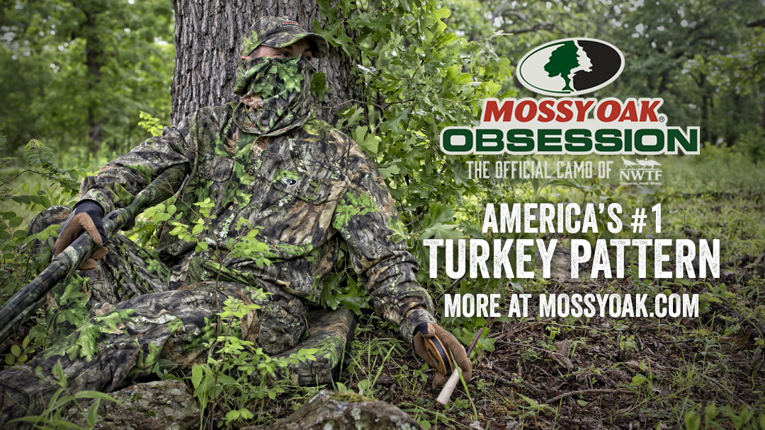 Mossy Oak Obsession Best Turkey Camo