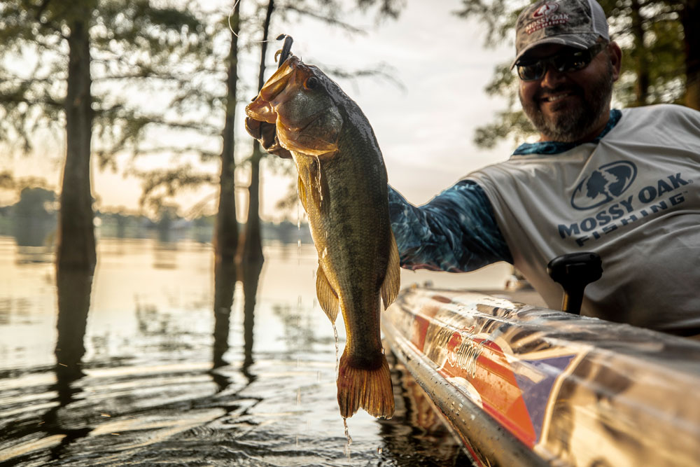 Greg Hackney Mossy Oak Fishing