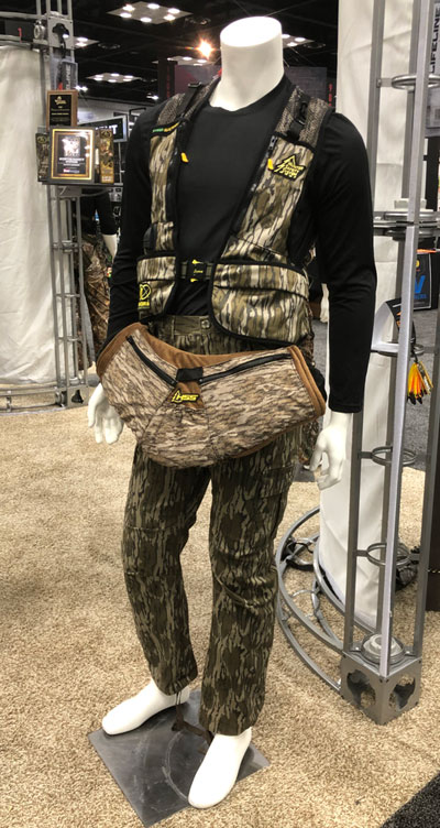 Hunter Safety System Bottomland harness