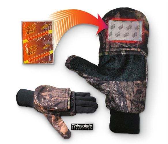 hand warmer gloves