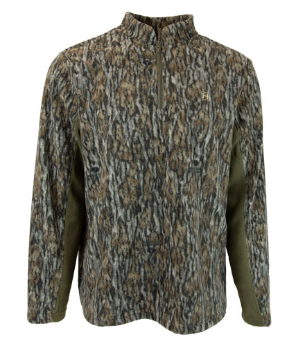 Heybo Field Fleece bottomland