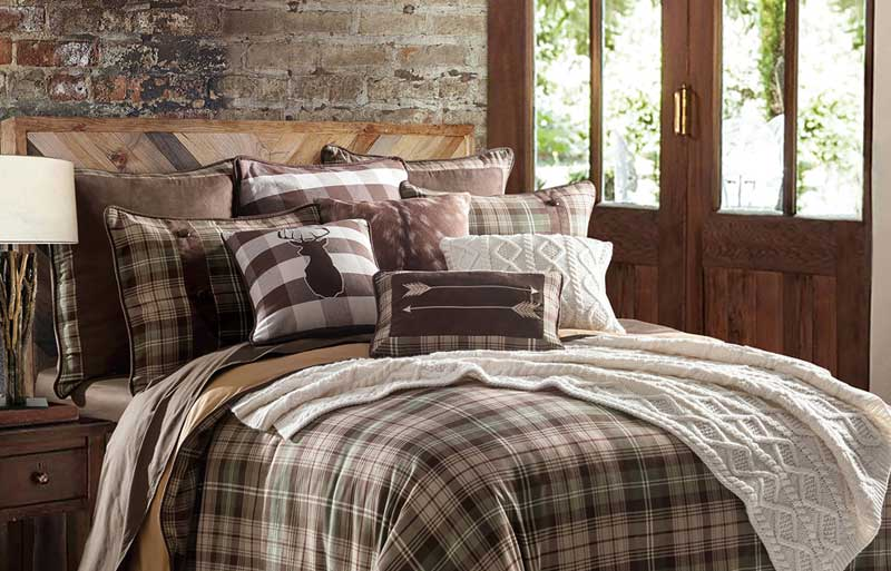 HiEnd Nativ Living bedding. Mossy Oak  Nativ Living and HiEnd Accents Announce Licensing