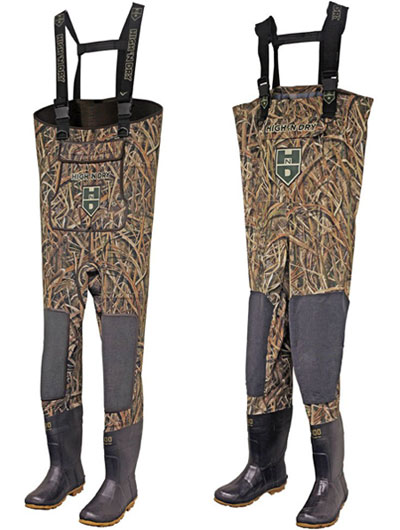 High N Dry neoprene waders